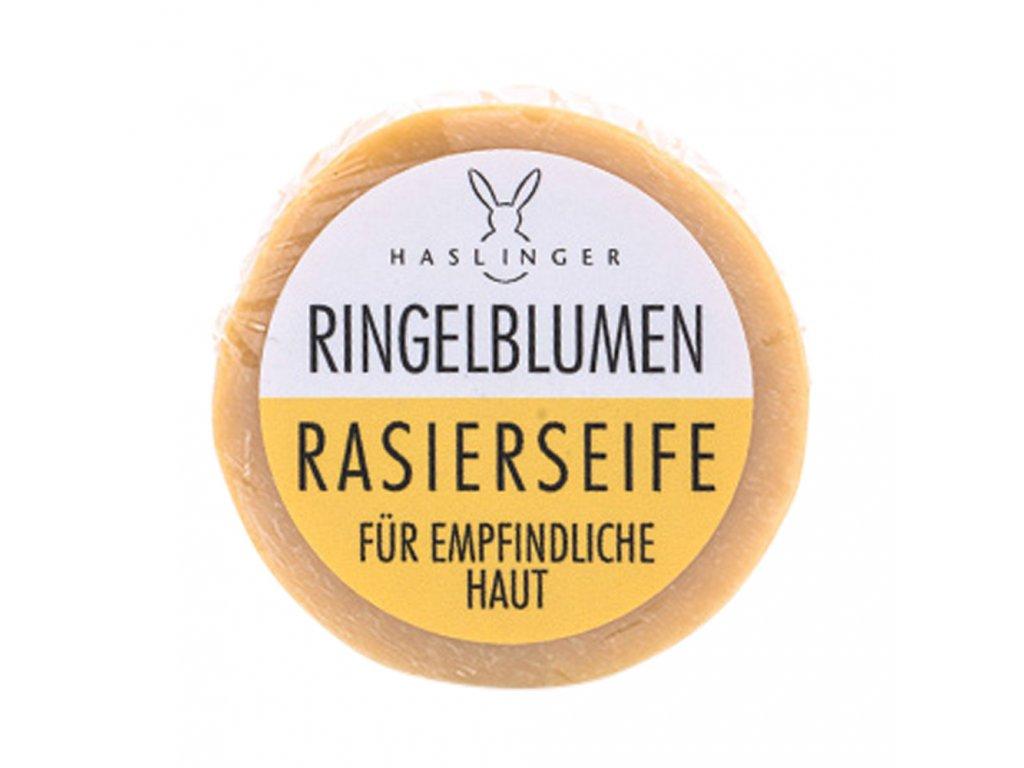 Haslinger Ringelblumen mýdlo na holení