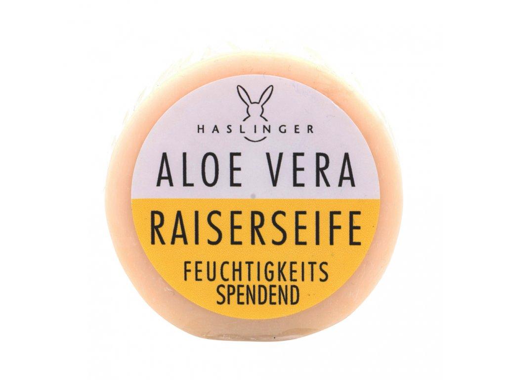 Haslinger Aloe Vera mýdlo na holení