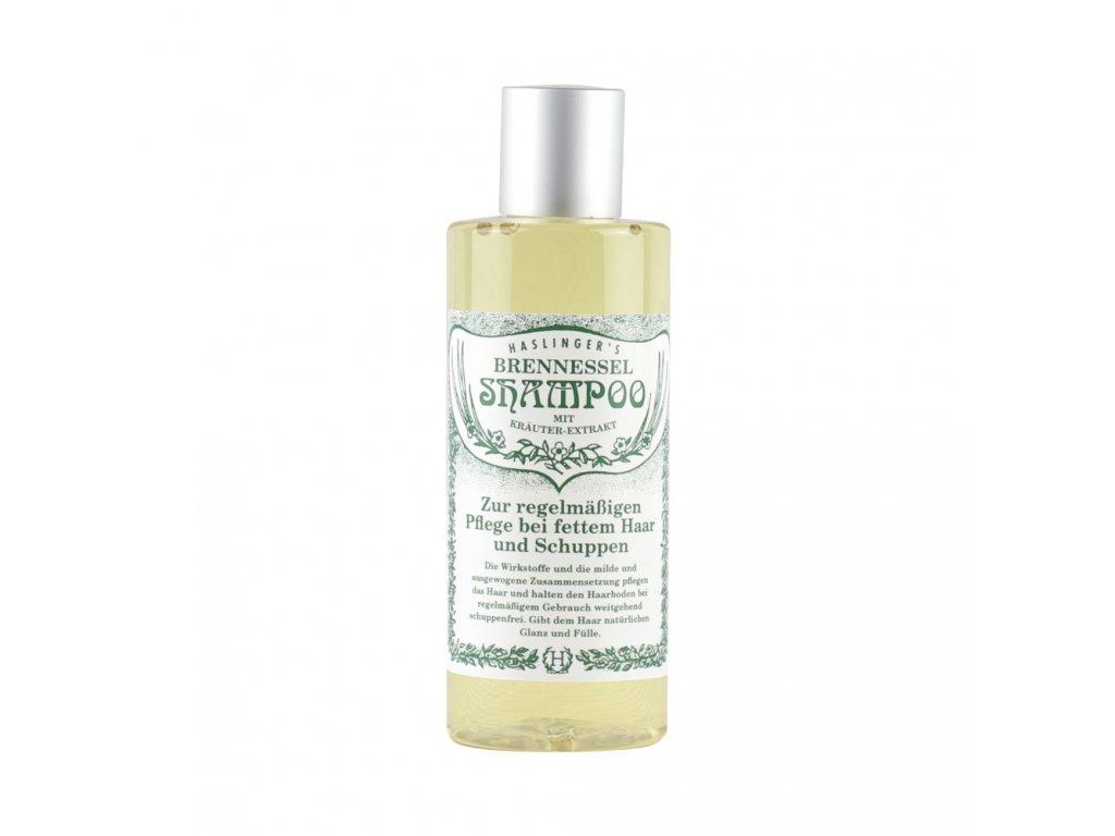 kopřivový šampon Haslinger