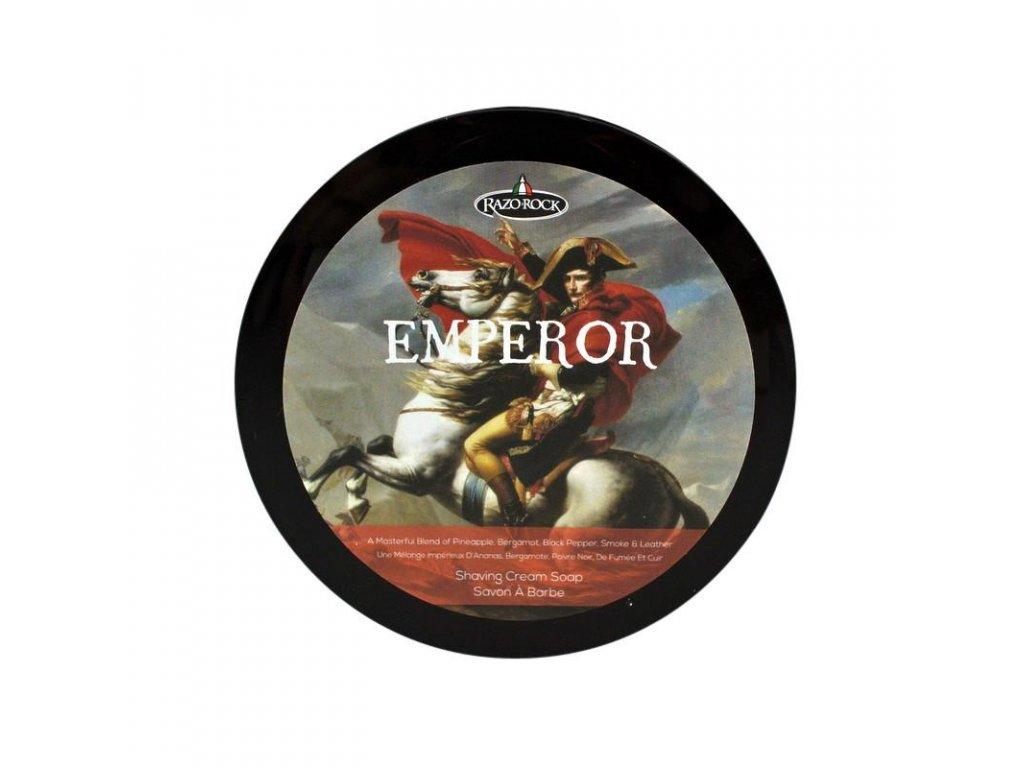 RazoRock Emperor mýdlo na holení