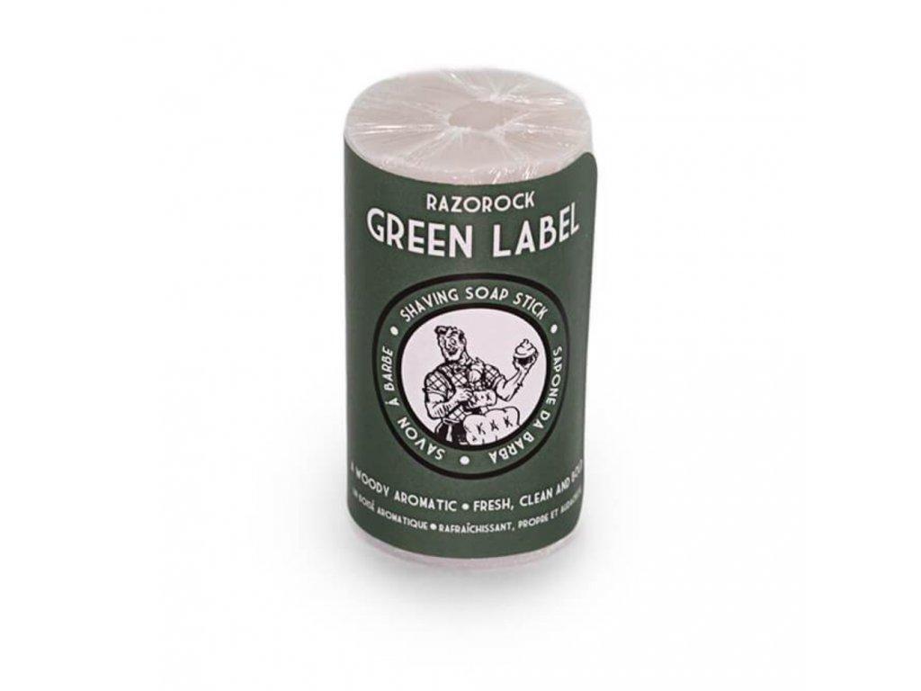 RazoRock stick na holení - Green Label