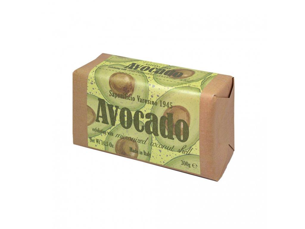 Saponifico Varesino mýdlo z avokáda
