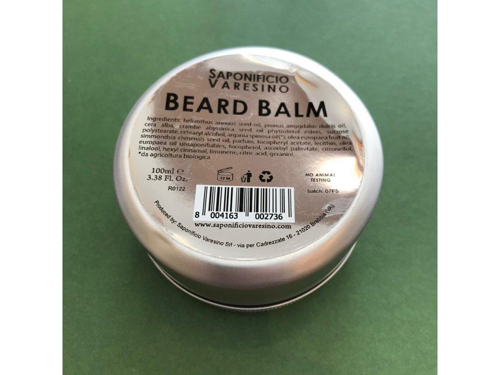 SV beard balm