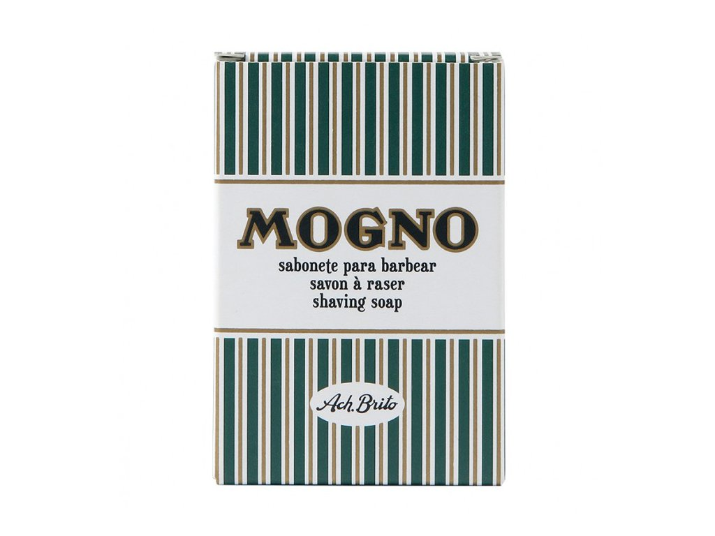 Mogno shaving soap