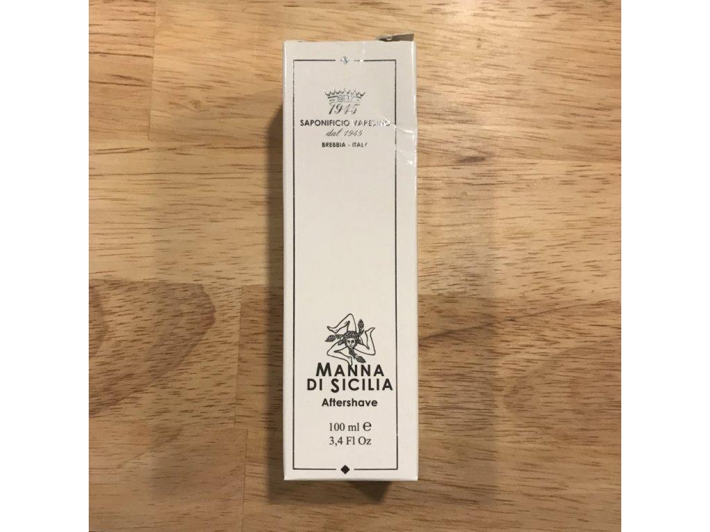 BEZ OBALU - Saponificio Varesino Manna di Sicilia After Shave