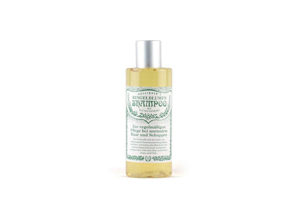 bylinný šampon Haslinger Ringelblumen