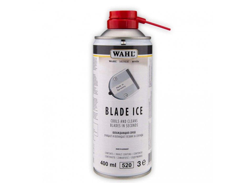 Wahl Blade Ice sprej na střihací hlavice