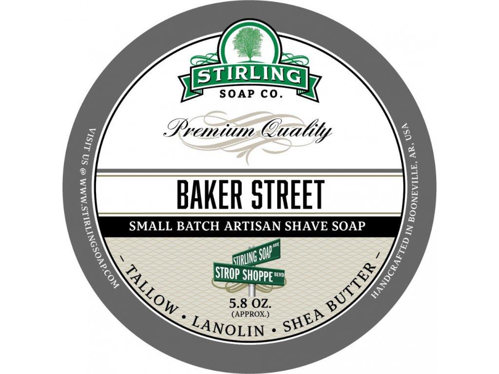 Stirling Baker Street mýdlo na holení