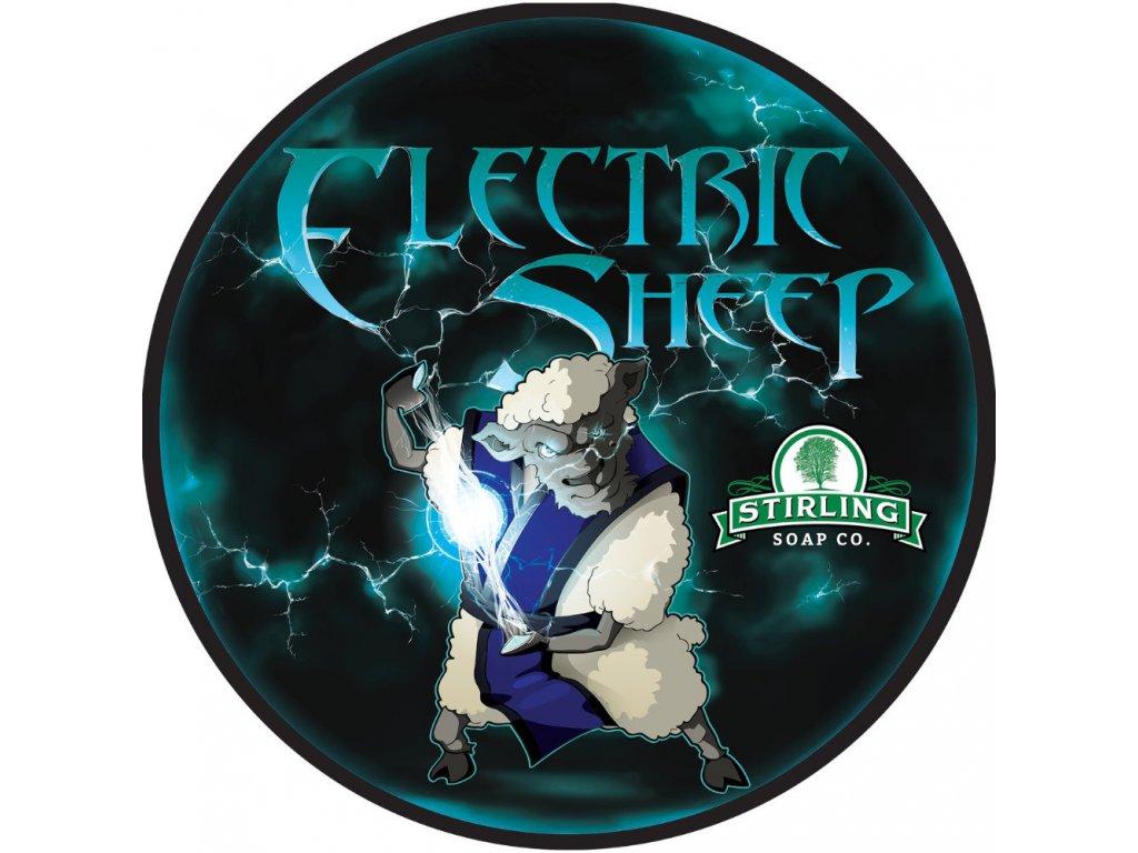Stirling Electric Sheep mýdlo na holení