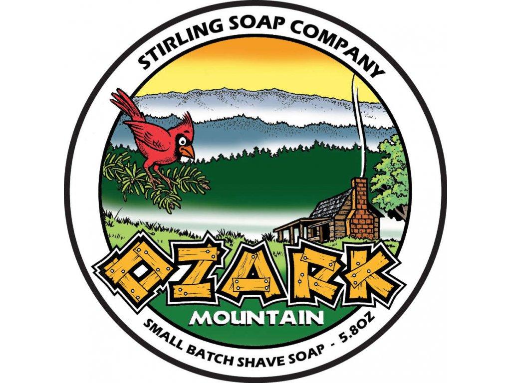 mýdlo na holení Stirling Ozark Mountain