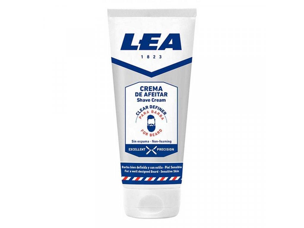 LEA Clear Definer - gel na holení