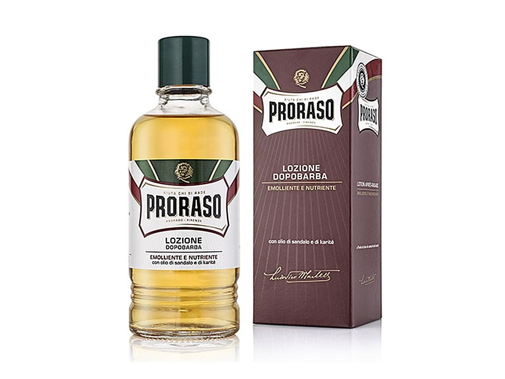 400672 Proraso After Shave PROFESSIONAL RED-nomorebeard.com