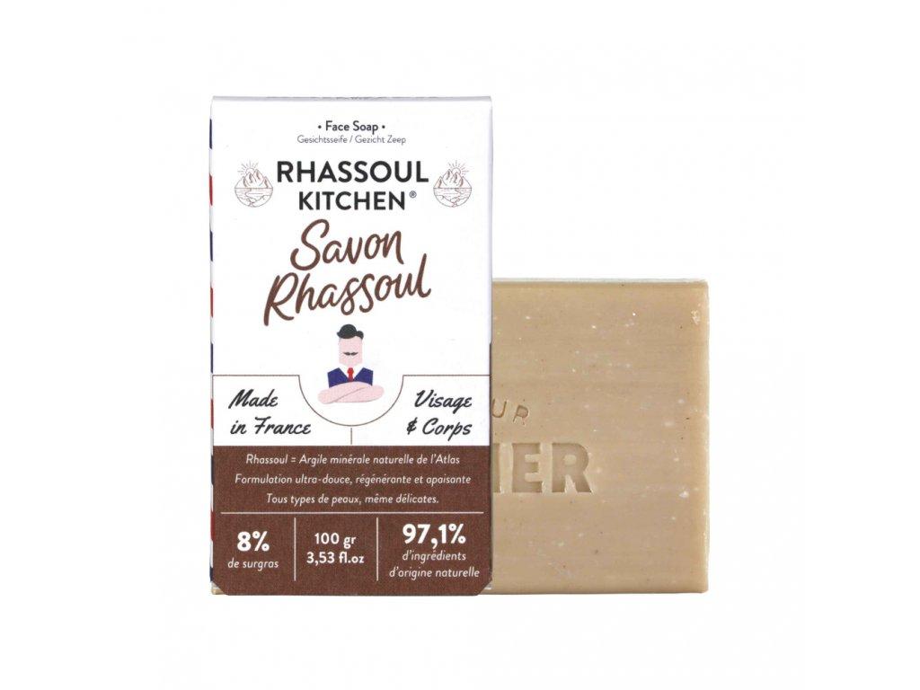 Monsieur Barbier Savon Rhassoul
