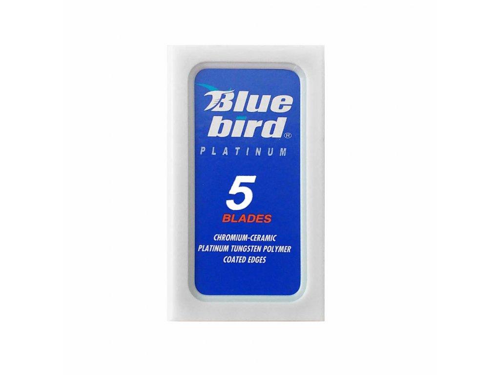 Bluebird žiletky 5 kusů
