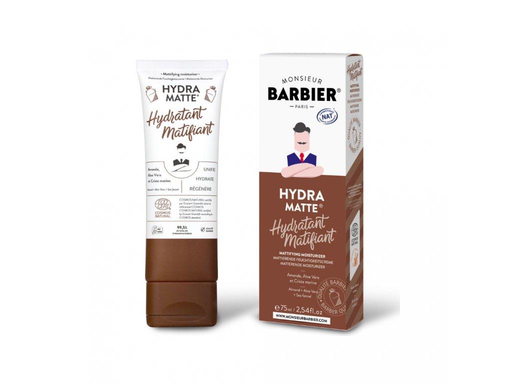Monsieur Barbier Hydratant matifiant - hydratační krém