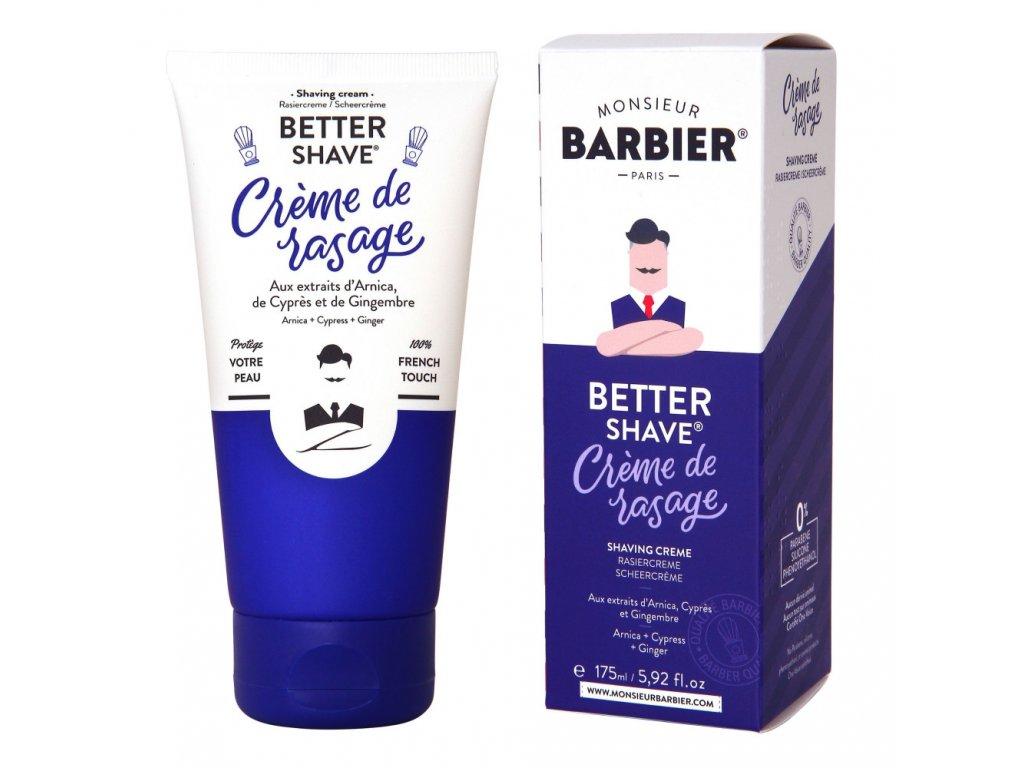 Monsieur Barbier Crème de rasage - krém na holení