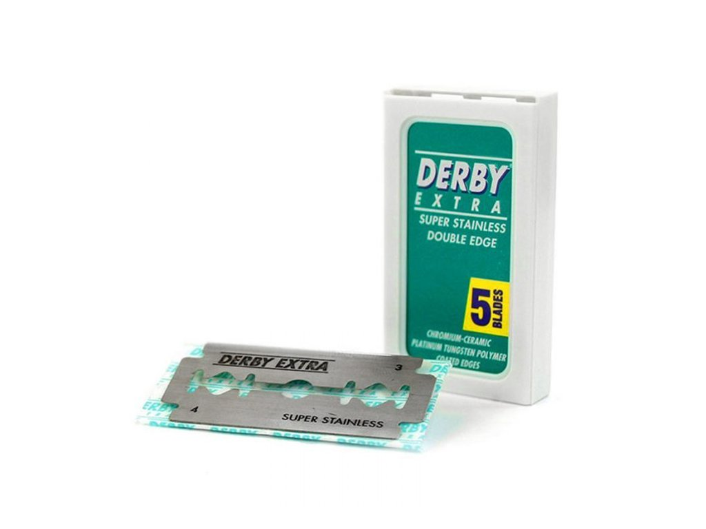 Derby Extra žiletky