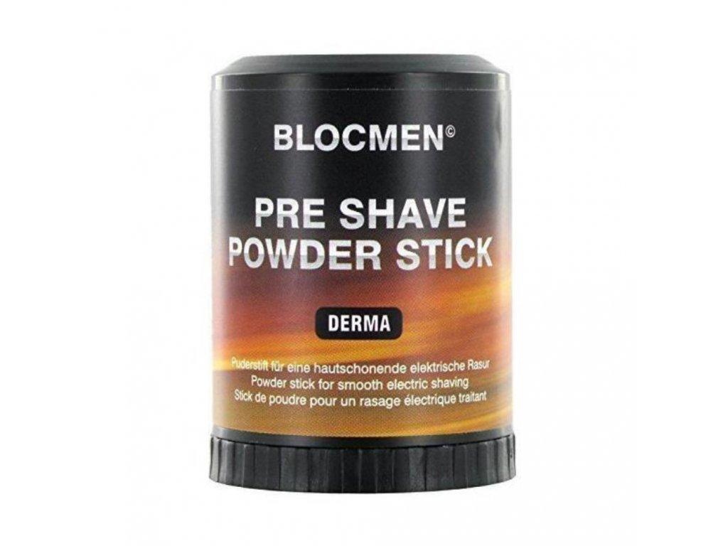Blocmen Derma Pre-Shave Powder Stick