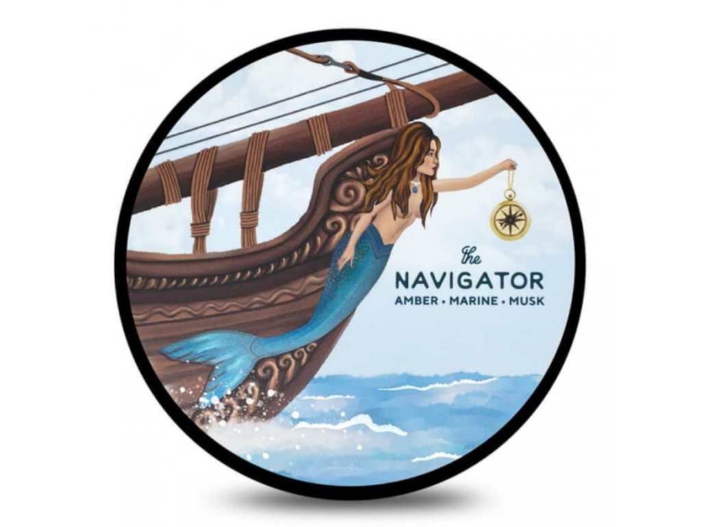 Zingari Man The Navigator mýdlo na holení