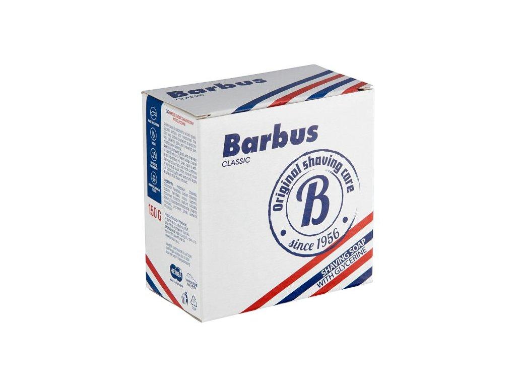 Barbus Classic mýdlo na holení