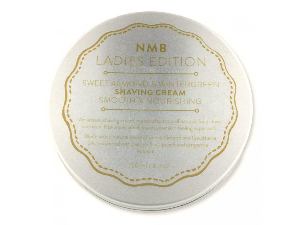 mýdlo na holení NMB Ladies