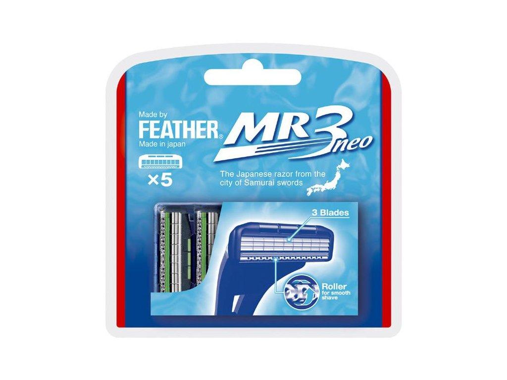 Feather MR3 Neo náhradní břity