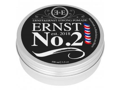 pomáda tuhé konzistence Ernst&Ernst No2 Smoky Orange