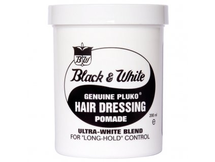 Black&White pomade-cz.nomorebeard.com