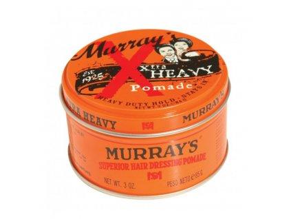 Murray's xtra heavy pomade-cz.nomorebeard.com