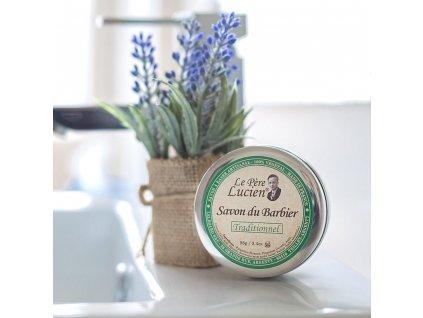 Le Père Lucien Traditionnel mýdlo na holení
