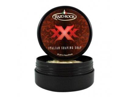 RazoRock XXX mýdlo na holení