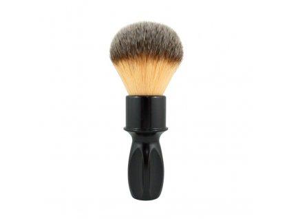 Razorock 400 Plissoft glossy black brush-cz.nomorebeard.com