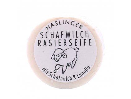 Haslinger Schafmilch mýdlo na holení