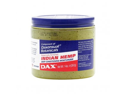 DAX Indian Hemp - kondicionér s konopným olejem