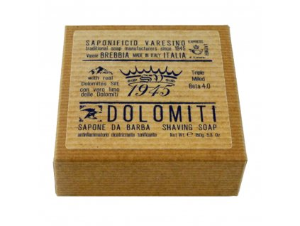 Saponificio Varesino Dolomiti mýdlo na holení