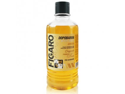 kolínská Figaro Aftershave Amber Splash 400 ml
