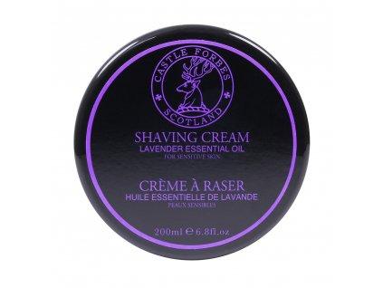 mýdlo na holení Castle Forbes Lavender Essential Oil