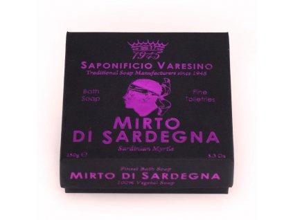 Saponificio Varesino Mirto di Sardegna toaletní mýdlo