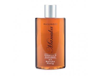 Haslinger Manuka gel a šampon