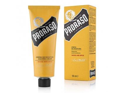 Proraso Shaving Cream Wood & Spice - krém na holení
