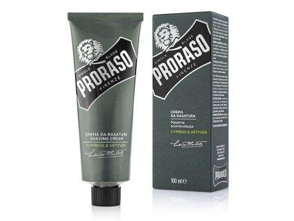Proraso Shaving Cream Cypress & Vetiver - krém na holení