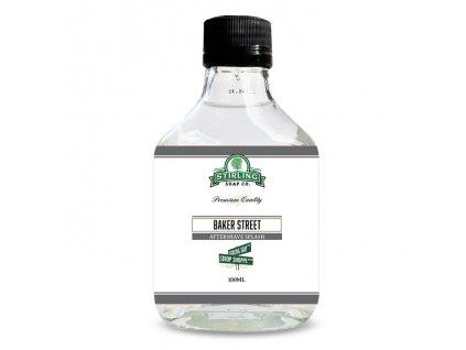 Stirling Baker Street Aftershave Splash - voda po holení