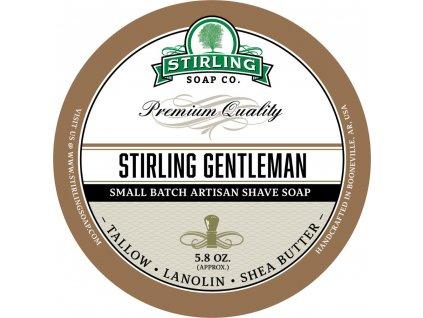 Stirling Gentleman mýdlo na holení