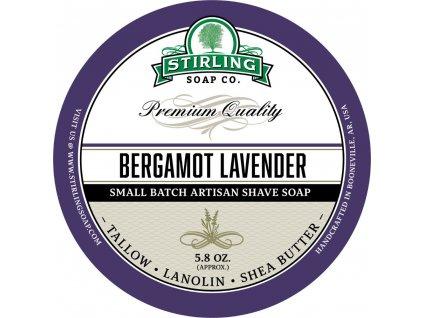 mýdlo na holení Stirling