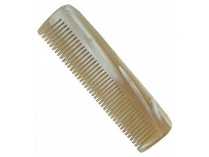 DOVO Hřeben na vousy z rohoviny