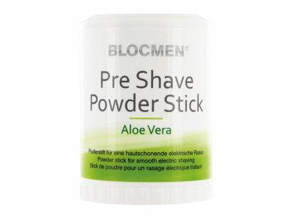 Blocmen Aloe Vera Pre-Shave Powder Stick