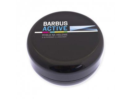 Barbus active soap-cz.nomorebeard.com