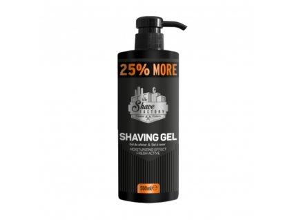 Shave Factory Shaving gel