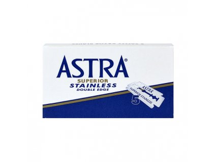 Astra stainless žiletky