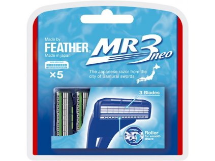 Feather MR3N 5 cartridge-nomorebeard.com